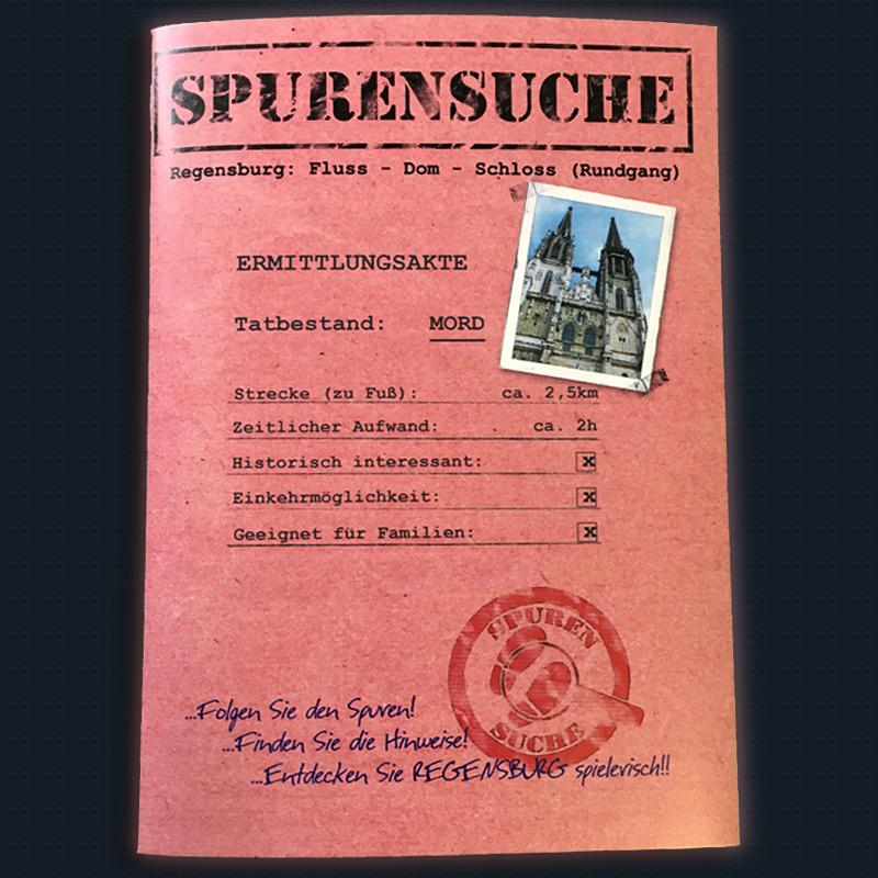 Spurensuche-Regensburg-Mord-Deckblatt