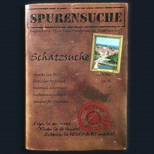 Spurensuche-Regensburg-Schatzsuche-Deckblatt