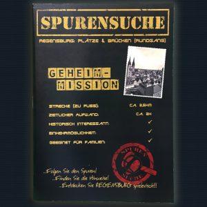 Spurensuche-Regensburg-Geheimmission-Deckblatt