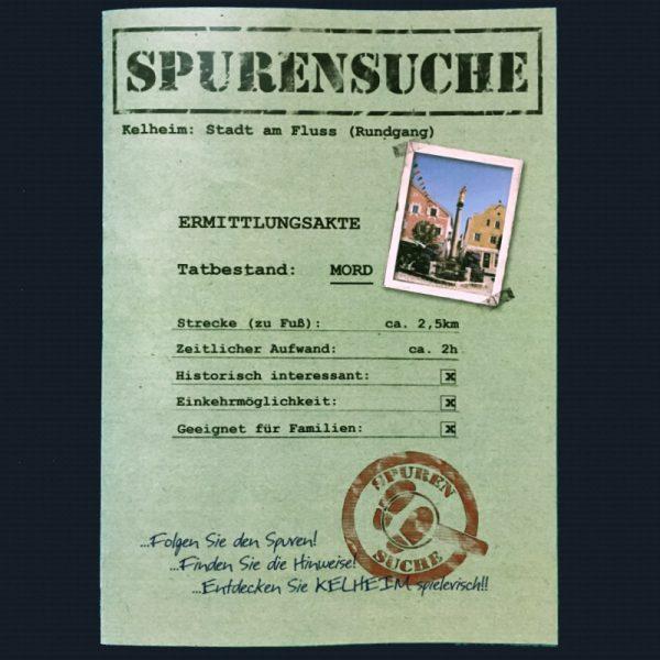 Spurensuche-Kelheim-Mord-Deckblatt