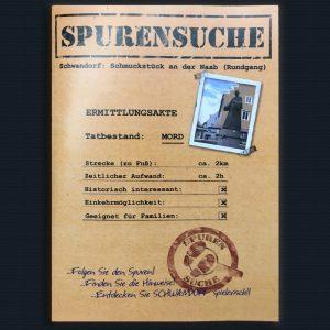 Spurensuche-Schwandorf-Mord-Deckblatt